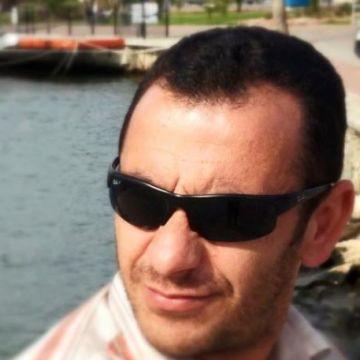 Murat Alanya, 39, Antalya, Turkey