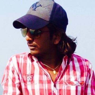 Suneel Kumar, 25, Dubai, United Arab Emirates