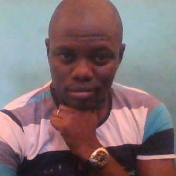 Oluwafemi Ogunyanwo, 37, London, Nigeria