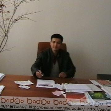 Sherzod Ziyoyev, 35, Tashkent, Uzbekistan