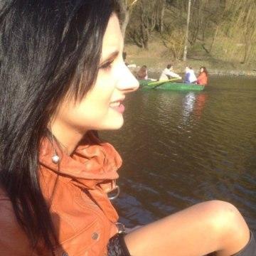 Оксана Вержиковская, 23,
