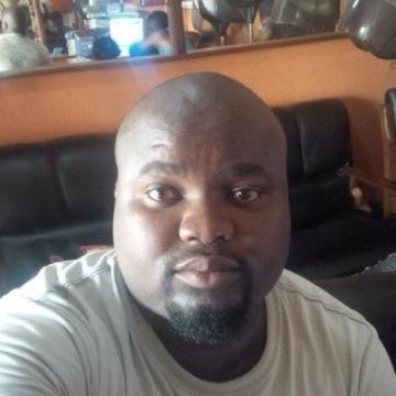Enoch, 33, Lagos, Nigeria