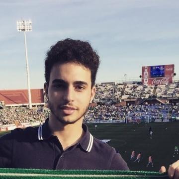 javier, 21, Seville, Spain