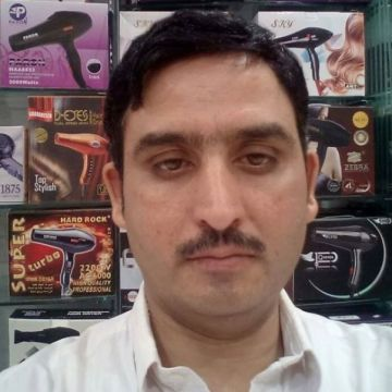 Saleem Khan, 38,