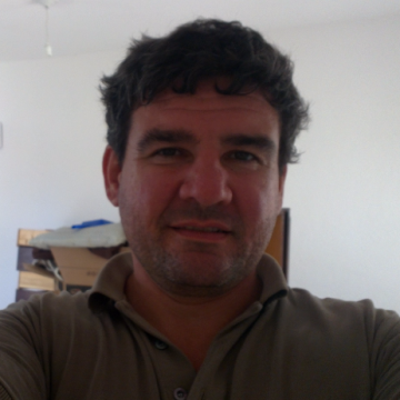 Andres Peppino, 40, Venado Tuerto, Argentina
