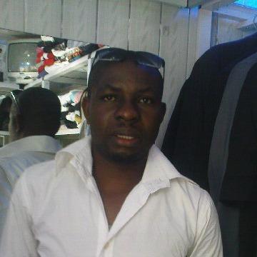 kingsley, 30, Accra, Ghana