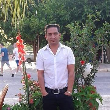 Ismail Pamukcu, 28, Manisa, Turkey