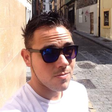 Vitor Fernandez, 36, Gijon, Spain