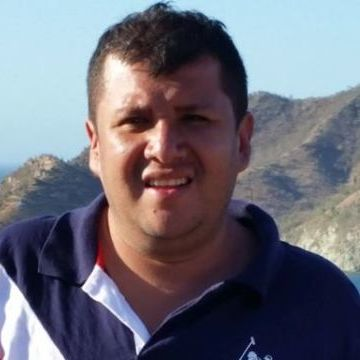 Didierf Vera, 33, Popayan, Colombia