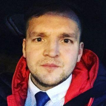 Yuriy Ivanchin, 25, Moscow, Russia