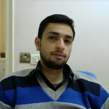 Shashank Pandey, 28, Dehra Dun, India