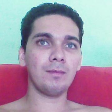 Antonio Cruz, 26, Teresina, Brazil