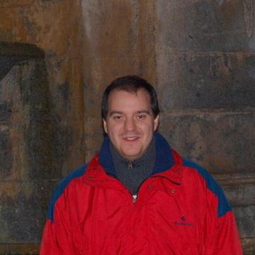 José Sanz, 37, Madrid, Spain