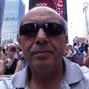 Salih Orhan, 56, Trenton, United States