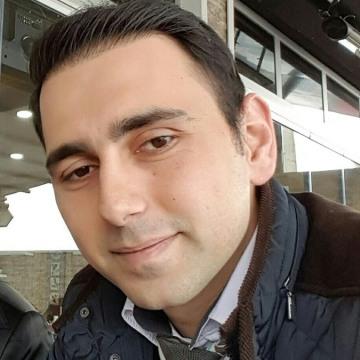 Hakan, 27, Trabzon, Turkey