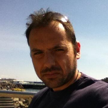 Leo, 35, Catania, Italy