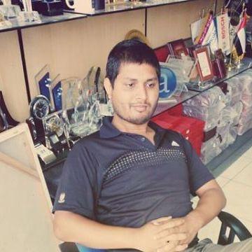 Nafi Islam, 27, Abu Dhabi, United Arab Emirates