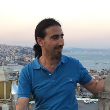 Erdem Ercan, 37, Istanbul, Turkey
