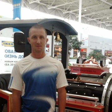 Андрей Мурылёв, 34, Krasnodar, Russia