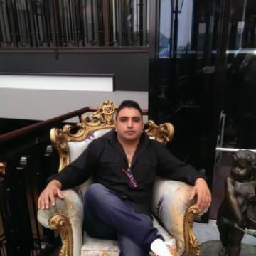 Atif, 30, Paris, France