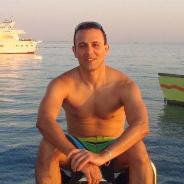 Hamada Elaziz, 36, Hurghada, Egypt