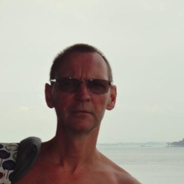 howard, 54, Manchester, United Kingdom