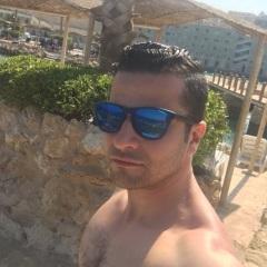 Abdallah Anis, 29, Alexandria, Egypt