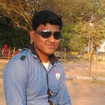 Amit Kumar Raj, 26, Bhagalpur, India