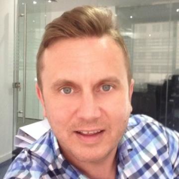 Ross, 39, Dubai, United Arab Emirates