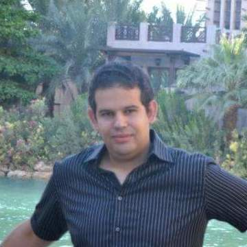 Amr Ahmed, 31, Amsterdam, The Netherlands