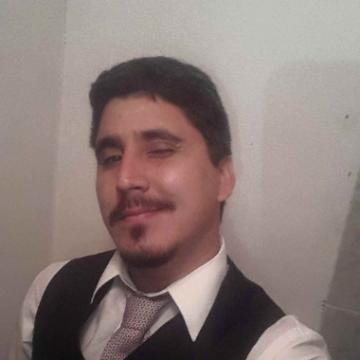 Leo Benitez, 32, Buenos Aires, Argentina