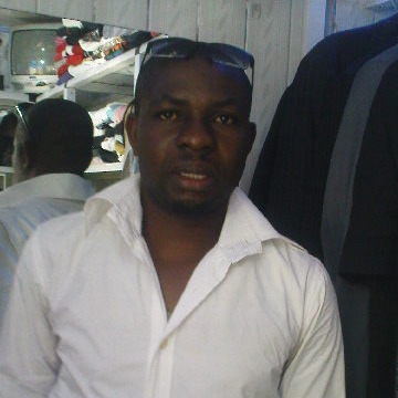 kingsley, 29, Accra, Ghana