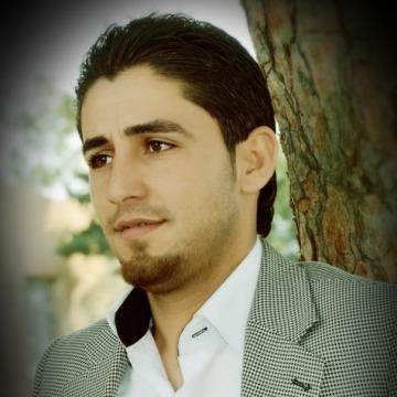 Lawe Asmer, 30, Bagdad, Iraq