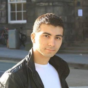 Farid Damirov, 34, Dubai, United Arab Emirates