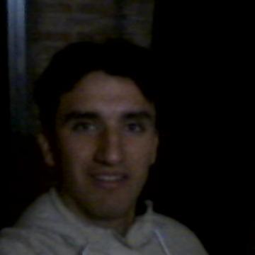 Chito Falcon, 27, Corrientes, Argentina