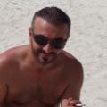 Cem Kaplan, 37, Istanbul, Turkey