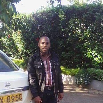 Samuel, 29, Nairobi, Kenya