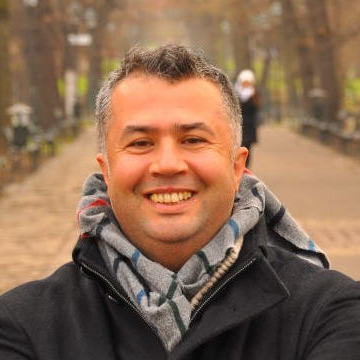 Mehmet Yaran, 42, Antalya, Turkey