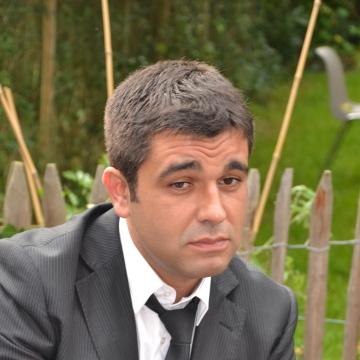 Victor Alvarez Fernandez, 43, Bruxelles, Belgium