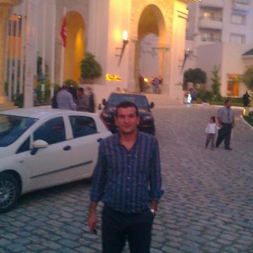 Abdullah, 33, Istanbul, Turkey