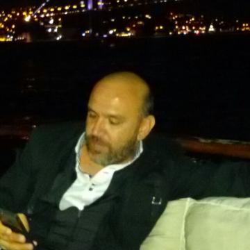 Selim Ay, 39, Istanbul, Turkey
