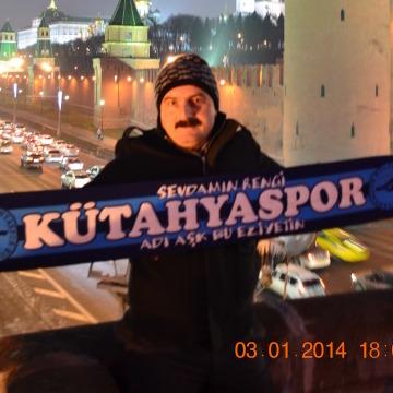 Akif Turegun, 46,
