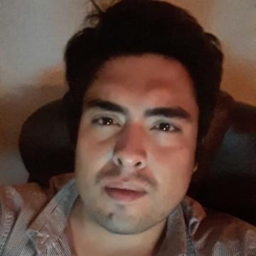 Alex Chavez, 29, Monterrey, Mexico