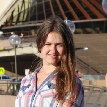 Anya, 21, Novosibirsk, Russia