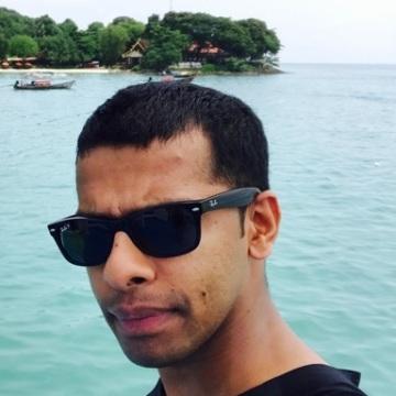 Mathew, 29, Dubai, United Arab Emirates