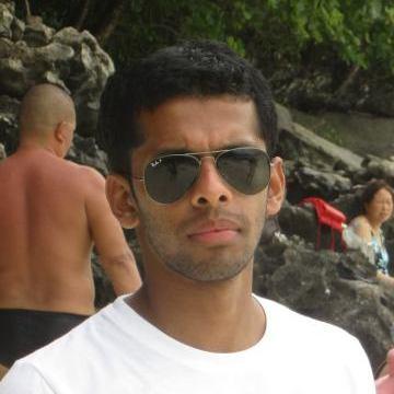 Mathew, 28, Dubai, United Arab Emirates