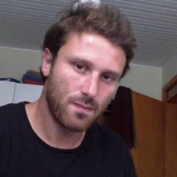 Mustafa Akıncı, 31, Istanbul, Turkey