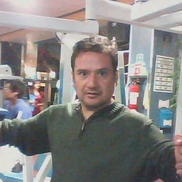 Edgar Bach, 44, Mexico, Mexico