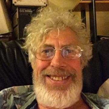 Junior, 61, San Francisco, United States