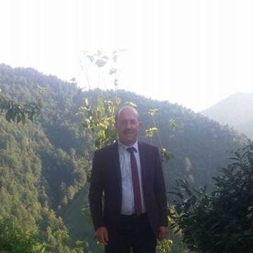 Adem Aydın, 48, Rize, Turkey